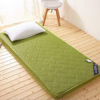 C 90x195x6.5cm(35x77x3inch) Breathable Mattress Collapsible, Softness Comfortable Futon Single Sleeping Pad for Bedroom School Dormitory-d 80x190x6.5cm(31x75x3inch)