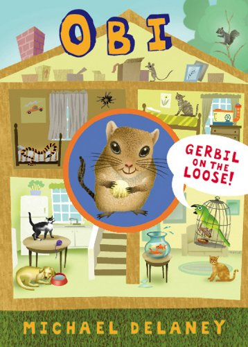 Obi, Gerbil on the Loose Book<br>Kindle, Hardcover or Paperback