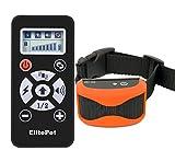 ElitePet Luxe 800 Yard Rechargeable Waterproof Premium Wireless Dog Training ...