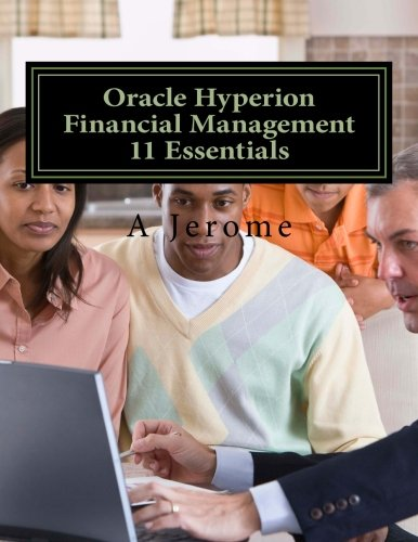 Oracle Hyperion Financial Management 11 Essentials