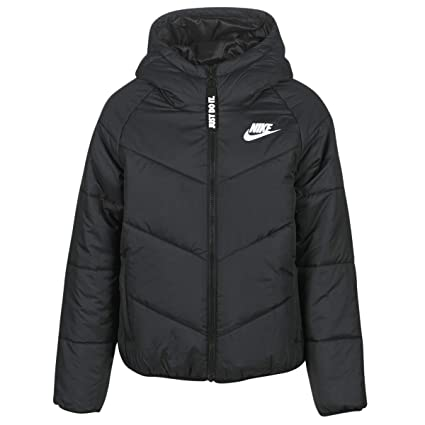 Nike Sportswear Jacket NSW SYN FILL BlackWhite