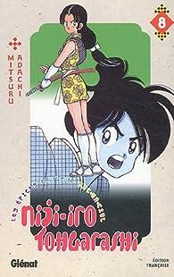 Niji-iro Tohgarashi, tome 8 par Mitsuru Adachi