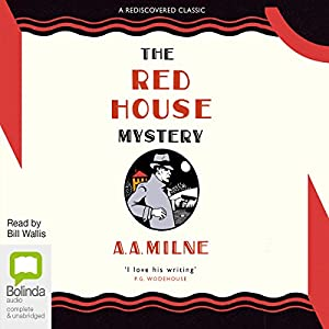 The Red House Mystery Audiobook