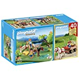 Playmobil Country 5457 40th Anniversary Pony Pasture Compact Set