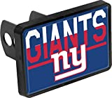 New York Giants Color Duo Tone Universal HITCH Bumper Trailer Cap Cover Football
