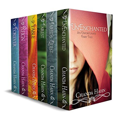 Unfortunate Fairytale Boxed Set: (Books 1-5 plus Jared's (Fairy Tale Set)