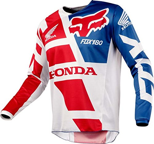 Fox Racing 180 Honda White Jersey/ Pant Combo - Size SMALL/ 28W