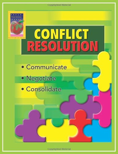 Conflict Resolution, Grades 6-8 (Conflict Resolution - Resolution Certificate