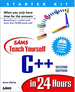 Amazon Com Sams Teach Yourself C In One Hour A Day 7th Edition