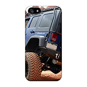 New Style Cases Covers Bov3787EzBU Jeep Wrangler Compatible With Iphone 5/5s Protection Cases