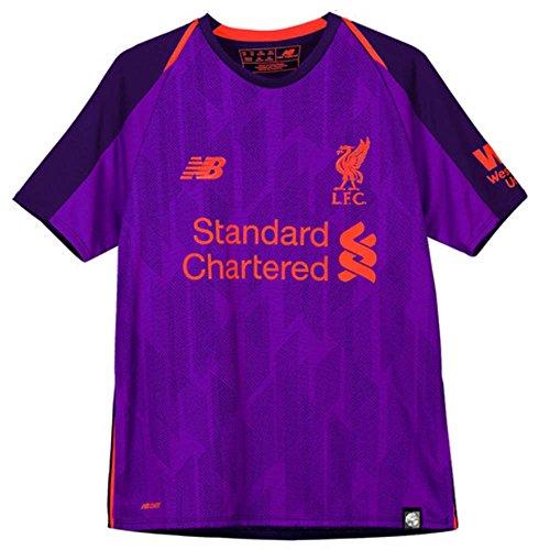 Liverpool Kid's 2018/2019 Away Soccer Jersey (Small) Deep (10 Liverpool Away Jersey)