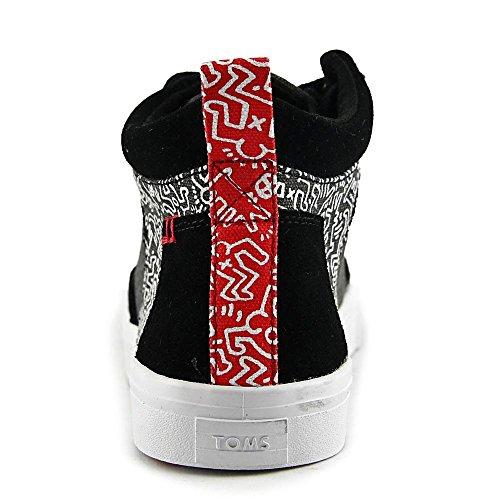 Toms Camila Alta Moda Donna Sneakers Keith Haring Lavagna