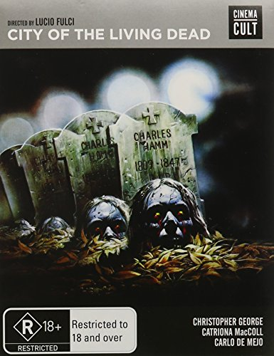 City of the Living Dead [Blu-ray]