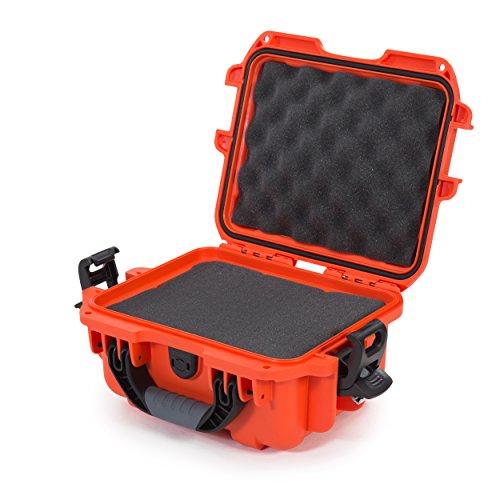 Nanuk 905 Waterproof Hard Case with Foam Insert - Orange ()
