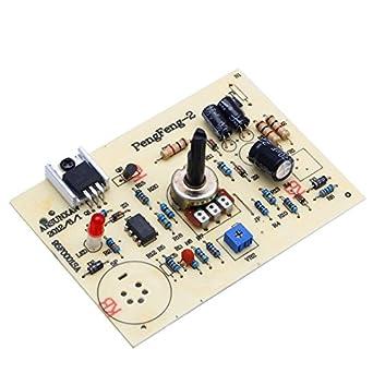 poying soldering iron station control board controller thermostat rh amazon com