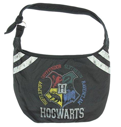 Harry Potter Hogwarts Varsity Hobo Bag