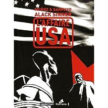 ALACK SINNER T08 : L'AFFAIRE USA