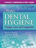 img - for Clinical Companion Study Guide for Mosby's Dental Hygiene: Concepts, Cases and Competencies book / textbook / text book