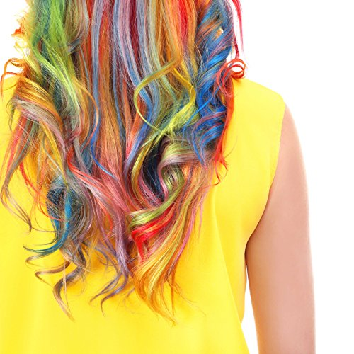 how to use hair chalk pens