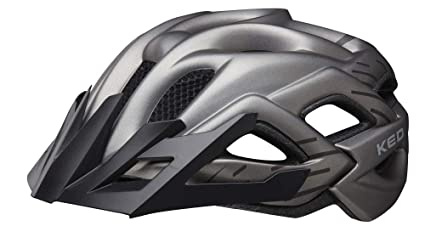 Helme & Protektoren M grau KED Fahrradhelm SPIRI Gr Helme
