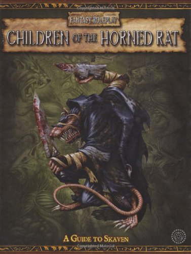 WFRP Children of the Horned Rat (Warhammer Fantasy Roleplay)