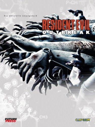 Resident Evil Outbreak (Lösungsbuch)