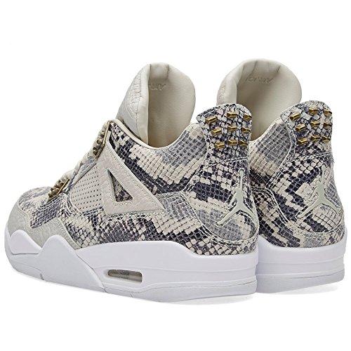 "Nike Herren Jordan 4 Retro Premium ""snakeskin"" Hellbraun"