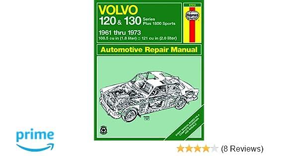 volvo amazon repair manual