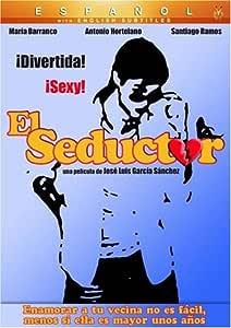 El Seductor [Reino Unido] [DVD]: Amazon.es: María Barranco