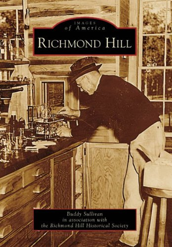 Richmond Hill (GA) (Images of America) by Buddy Sullivan - Richmond Hilltop