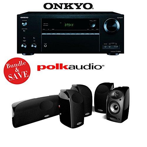 Onkyo TX NR656 Channel Network Receiver