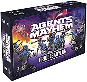 Agents of Mayhem Pride of Babylon