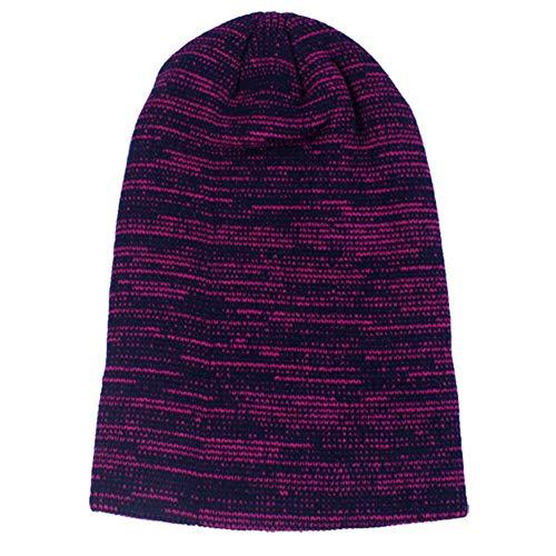 IRONLAND Mujeres Lana Hombres para Warm Beanie y Skull Winter Cap 2 Knitting Hats rrqUg