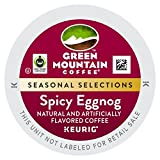 Green Mountain Coffee Spicy Eggnog K-Cups, 0.33oz - 48 Count