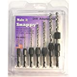 Snappy Tools Drill Bit Adapter Set