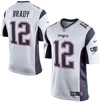 Nike NFL New England Patriots Road Game Jersey Tom Brady X