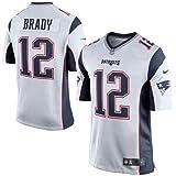 Authentic Nike (Not Fake On-Field Brand) NFL New England Patriots Tom Brady Jersey