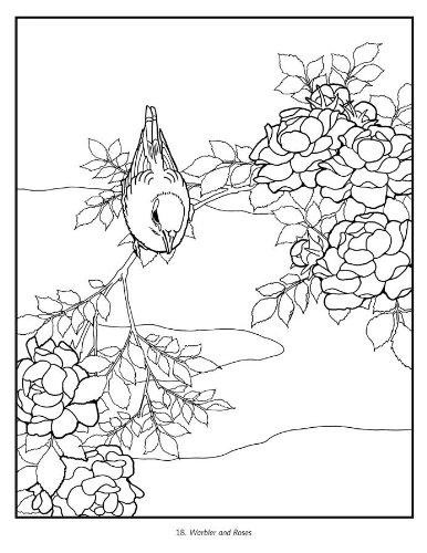Hokusai: Birds, Flowers, and Nature Coloring Book: Pomegranate ...