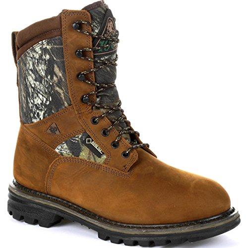 1000 Gram Gore Tex Boot - Rocky Cornstalker Gore-TEX Waterproof 1000G Insulated Hunting Boot