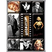 Nostalgic Art Hollywood Magnet Set