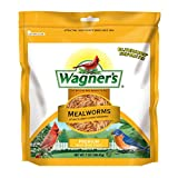 Wagner's 58001 Mealworms, 7-Ounce