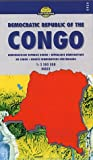 img - for Democratic Republic of the Congo Road Map by Cartographia (World Travel Maps) (French Edition) book / textbook / text book