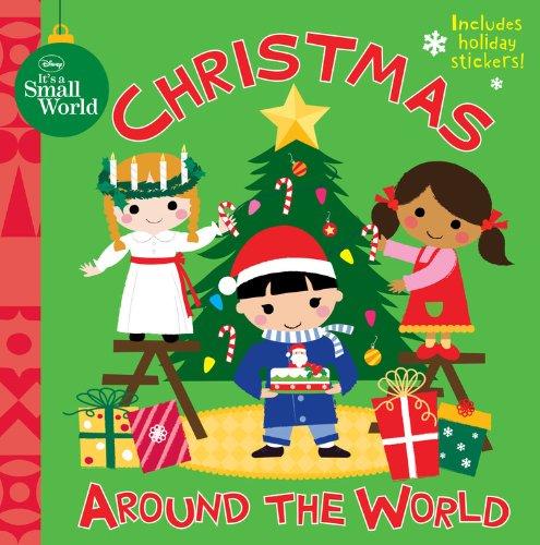 Disney It's A Small World: Christmas Around the World: Calliope ...