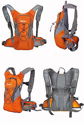 VolksRose Hydration Pack, 2 Litre Water Bladder Backpack for Cycling, Hiking, Camping etc.