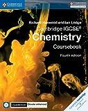 Cambridge IGCSE Chemistry Coursebook with CD-ROM and Cambridge Elevate Enhanced Edition (2 Years) (Cambridge International IGCSE)