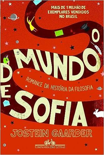 O Mundo De Sofia Em Portuguese Do Brasil Amazoncouk Jostein