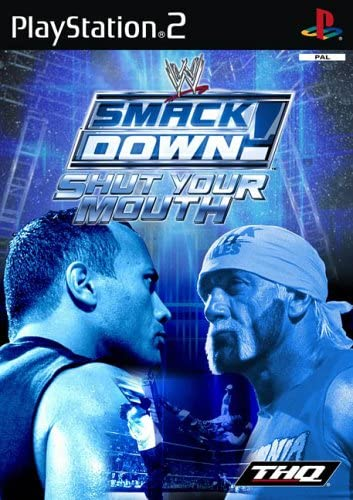Image result for wwe smackdown shut your mouth