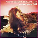 Dead Or Alive - That's The Way (I Like It) (Extended Version) - Epic - EPCA 12-4352, Epic - EPCA 12.4352, Epic - A 12.4352