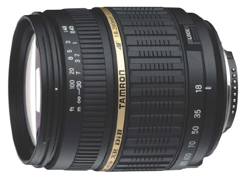 Tamron AF 18-200mm f/3.5-6.3 XR Di II LD Aspherical (IF) Macro Zoom Lens for Canon Digital SLR Cameras (Model A14E) - International Version (No (A14 Lens)