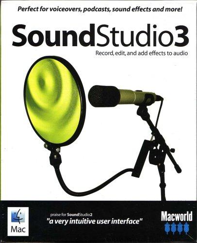 Sound Studio 3: Record, Edit, Add Effects to Audio (Mac)